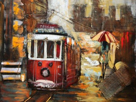Art Métal Tramway Portugal