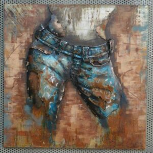 art metal jean