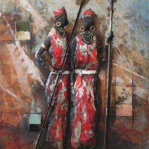 art metal africaines