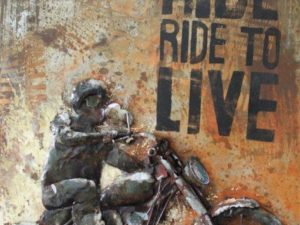 art metal moto