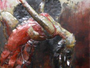 art metal flamenco
