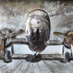 art metal avion