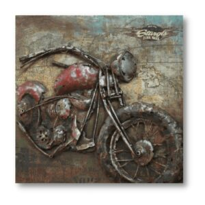 art metal sturgis bike