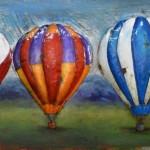 art metal montgolfieres