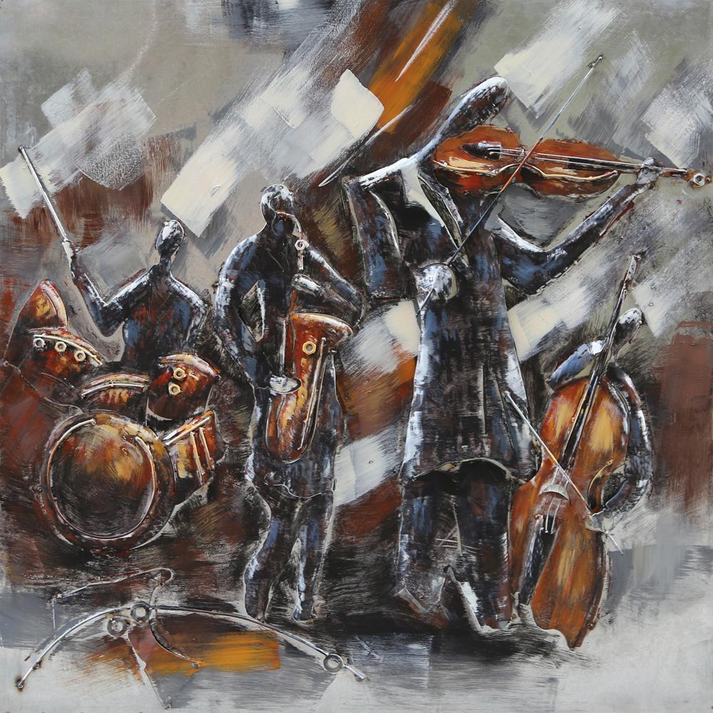 Art métal orchestre