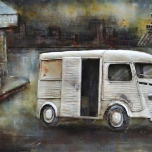 art metal van citroen