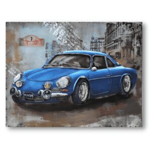 art metal renault alpine