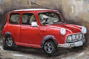 art metal mini rouge