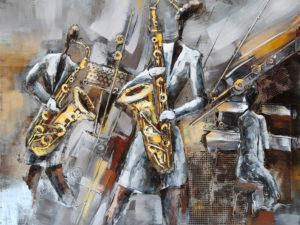 Joueur de jazz