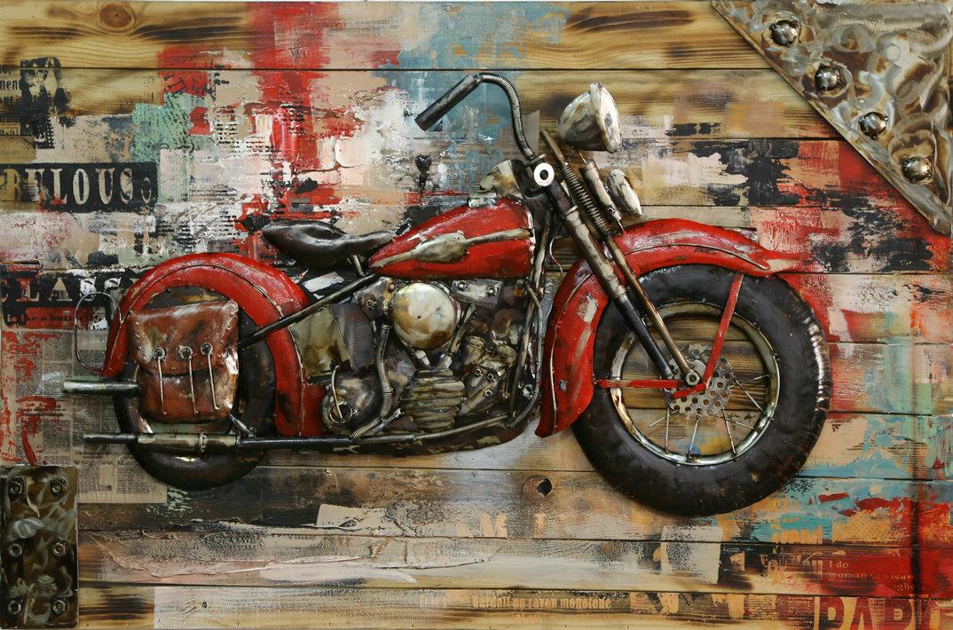 картинки мотоциклов красками
