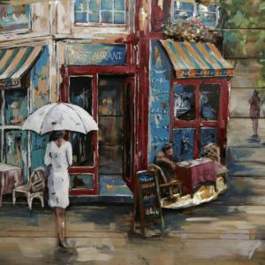 Restaurant de Montmartre