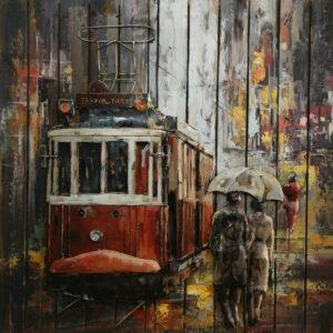 Tramway city