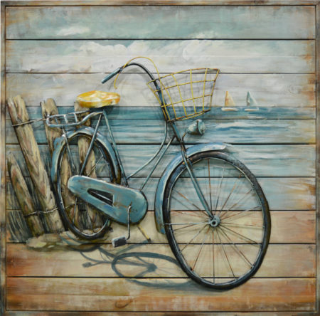 Bicyclette bleue