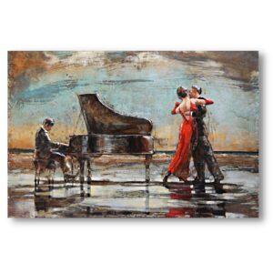 Danse sensuelle