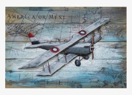 Tableau mural Avion